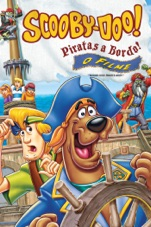 Capa do filme Scooby-Doo! Piratas à Bordo (Dublado)