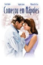 Capa do filme Começou em Nápoles
