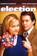 Capa do filme A Eleição