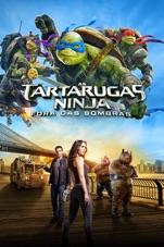 Capa do filme As Tartarugas Ninja - Fora das Sombras