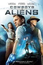 Capa do filme Cowboys & Aliens (Legendado)