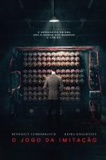 Capa do filme O Jogo da Imitação