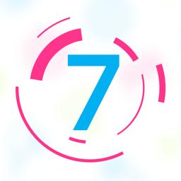Ícone do app 7 Minute TV Workout