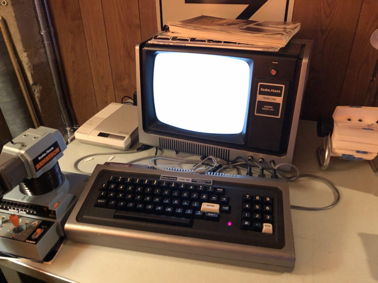 Apple I vendido da Radio Shack - Living Computers Museum + Labs