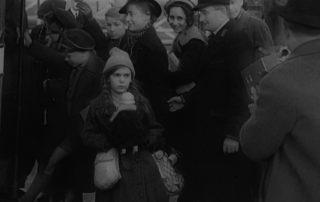 Kinder-Transport 1938. Deutsch-jüdische Kinder erreichen England
