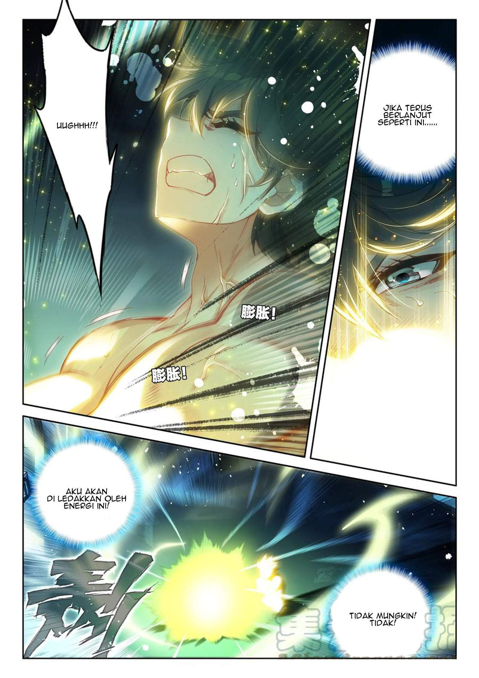 Soul Land IV – The Ultimate Combats Chapter 162
