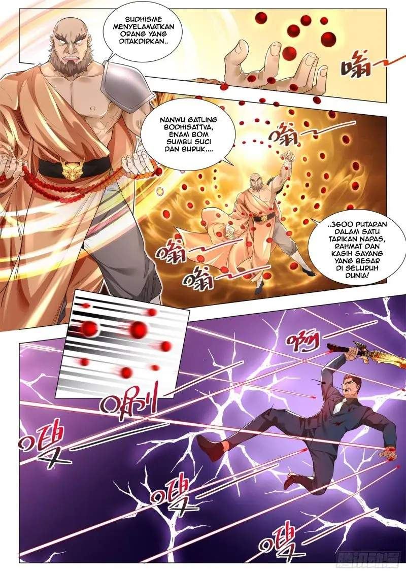 Shen Hao's Heavenly Fall System Chapter 297