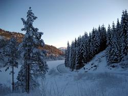 Immer noch Winter in Norwegen