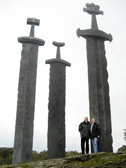Andreas' Eltern, September 2011
