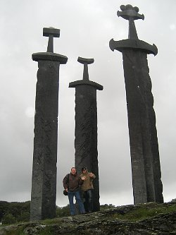 Jens und Meike, September 2010