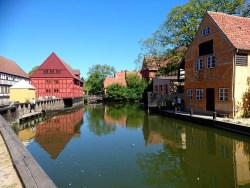 Altes Gemäuer: Den gamle by in Aarhus