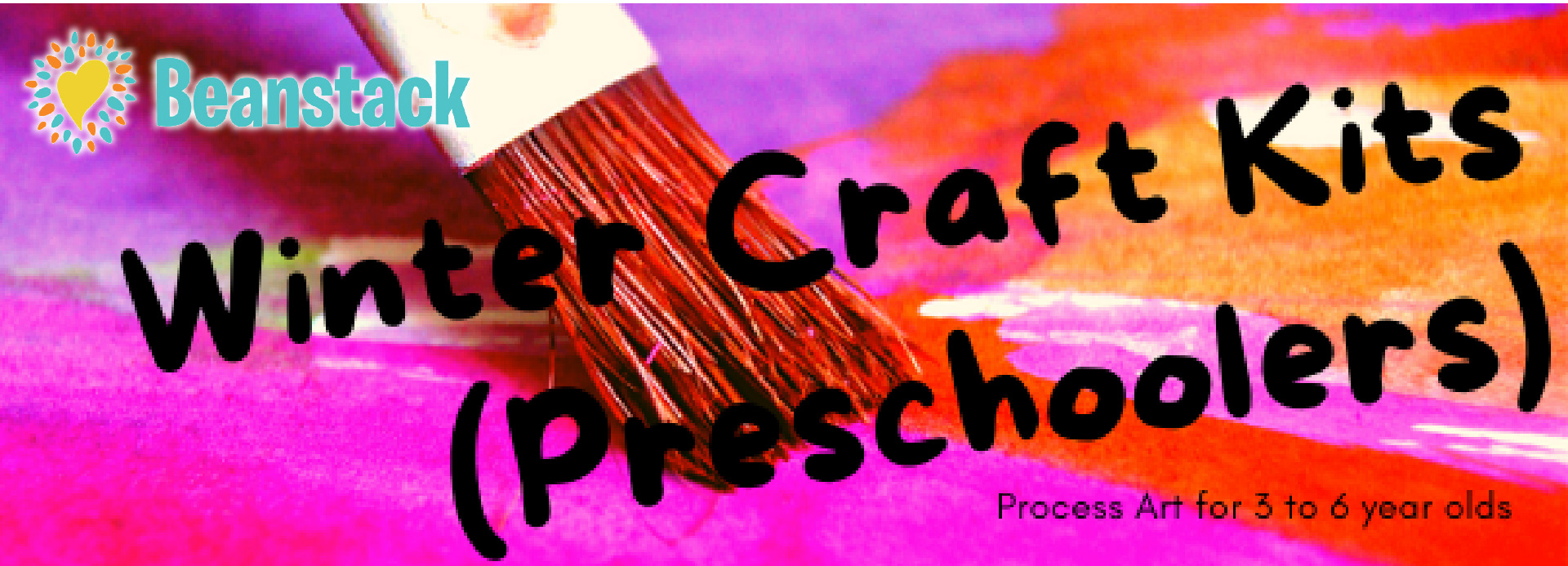 Winter Craft Kit Preschool