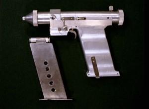 Советский лазерный пистолет 70-х годов