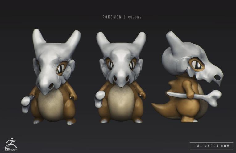 Cubone | Pokémon