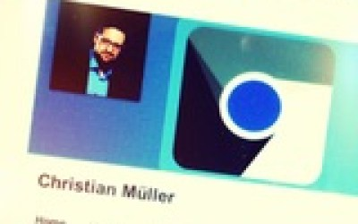 New Work: Christian Müller's YouTube Channel Redesign