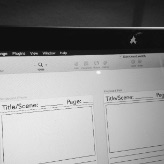 Universal Storyboarding Template for the Mobile Storyboarder
