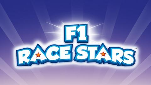Logo del F1 RACE STARS