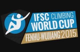 Résumé vidéo de l'avant dernière étape de la coupe du monde d'escalade 2015 de difficulté qui s'est déroulée à Wujiang.