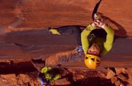 image, Szu-ting Yi s'est fixée un nouvel objectif, elle a décidé de partir à l'assaut des 30 monolithes du désert de Moab, Utah.
