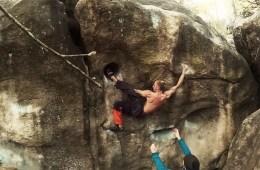 Une jolie vidéo d'escalade du Santa Cruz Team en session bloc à Fontainebleau.
