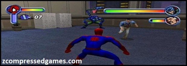 Spiderman Highly Compressed