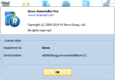 Revo Uninstaller Pro Activation File