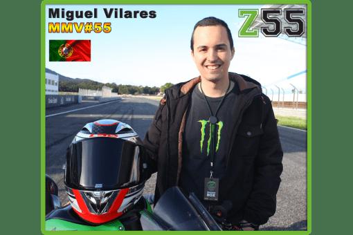 Z55 – piloto RAME MOTO – MIGUEL VILARES