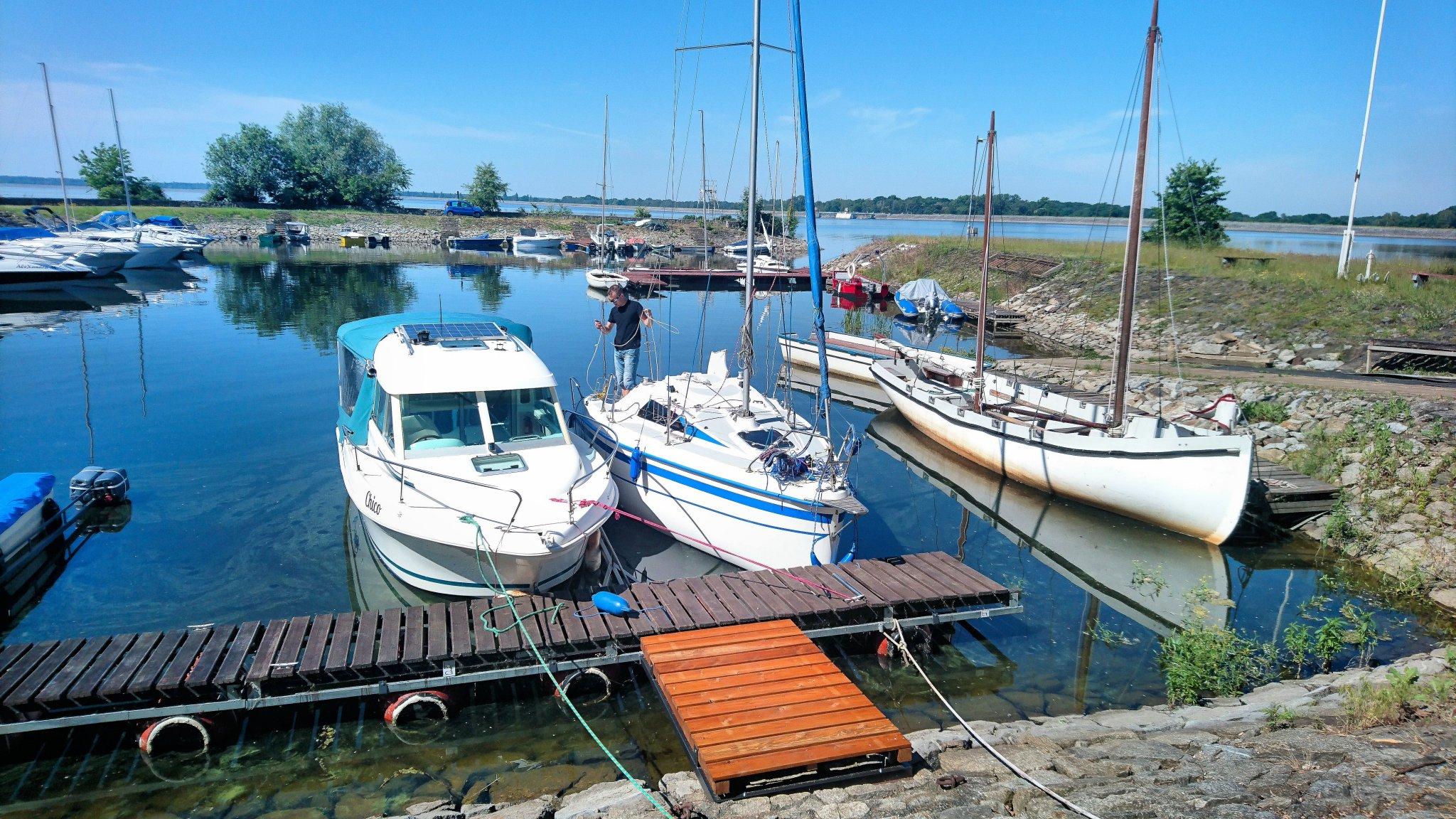zeglarstwo na jeziorze turawskim