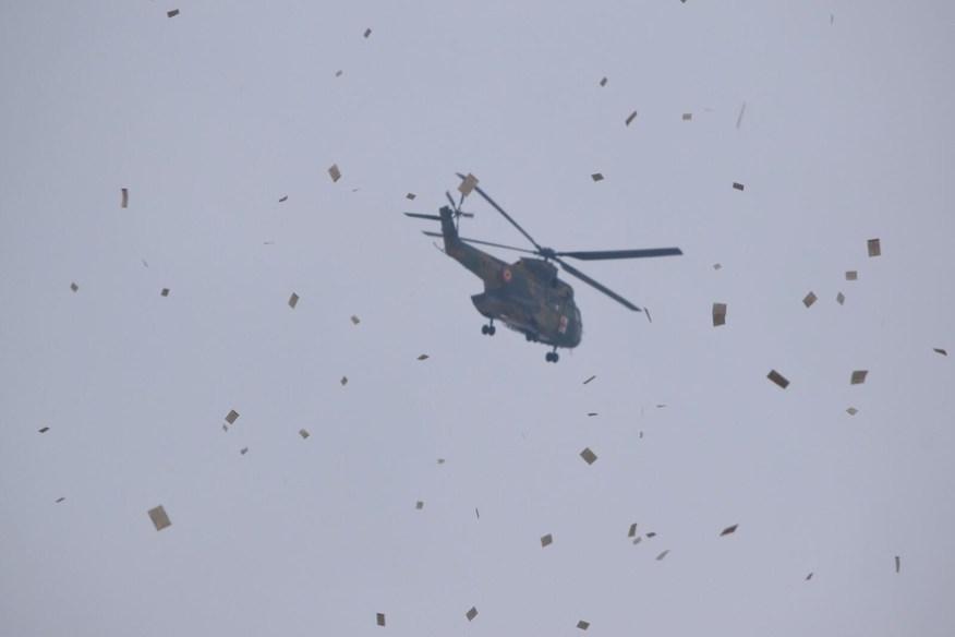 centenar elicopter bacau