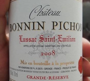 Francuskie Wina w Lidlu_Chateau Bonnin Pichon