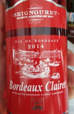 Francuskie Wina w Lidlu_Clairete Bordeaux