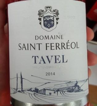 Francuskie Wina w Lidlu_Tavel