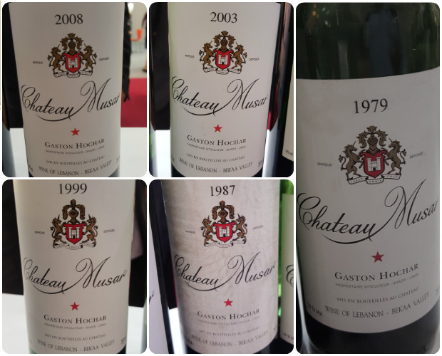 ProWein Raport Chateau Musar