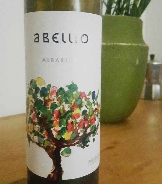 Francuz z Lidla_Abellio Albariño