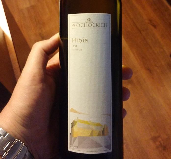 Winnica Płochockich Hibia