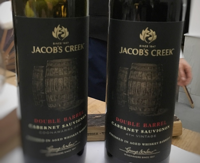 Jacobs Creek Double Barrel