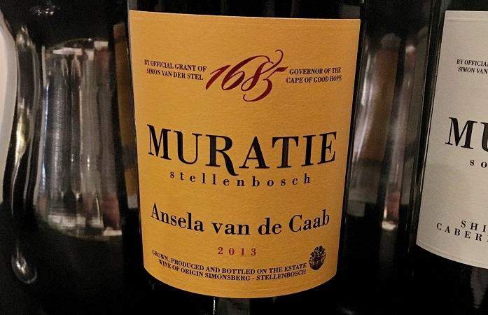Muratie Ansela van den Caab
