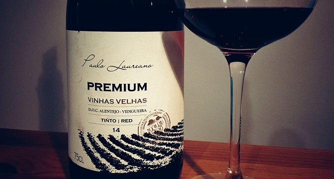 Paulo Laureano Premium Vinhas Velhas Tinto