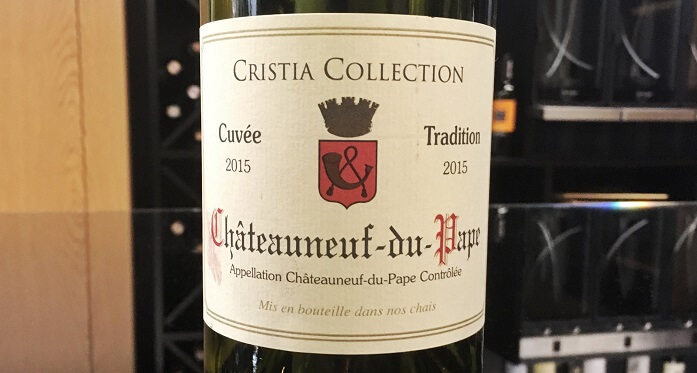 Wine_Bureau_Cristia Collection Chateauneuf-du-Pape Cuvee Tradition