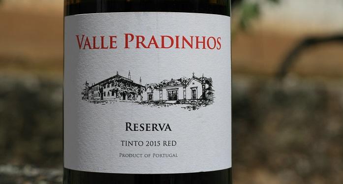 Valle Pradinhos_Reserva tinto