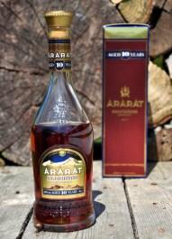 Ararat - tohle není rum, ale brandy z Arménie