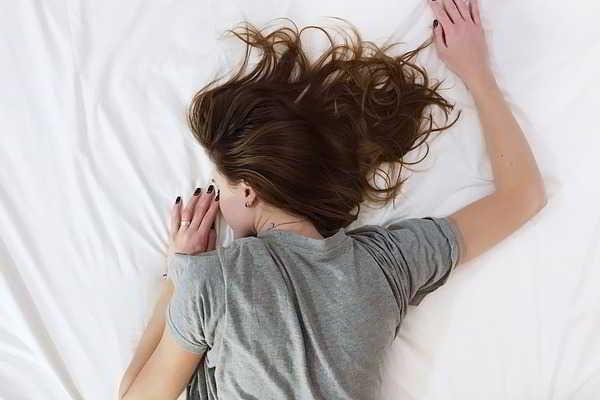 правильно засыпать