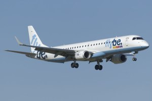 Embraer E195, foto: Flybe