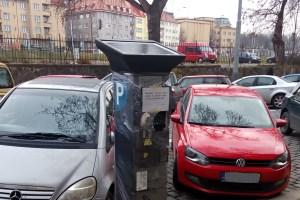 Parkovací automat, foto: TSK
