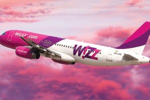 Airbus A320, foto: Wizz Air