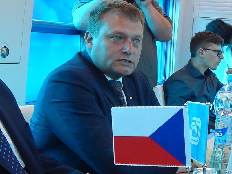 Pavel Krtek. Autor: Zdopravy.cz/Jan Šindelář