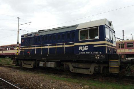 Hektor společnosti Railway Capital. Autor: Zdopravy.cz/Jan Šindelář