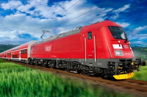 Souprava Škody Transportation pro Deutsche Bahn. Foto: Škoda Transportation