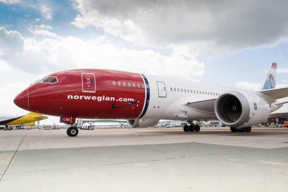 Norwegian na dálkové lety nasazuje Boeing 787 Dreamliner. Foto: Norwegian.com