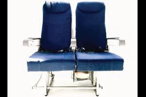 Cestující si mohou koupit například dvousedačku z Boeingu 747. Foto: United Airlines